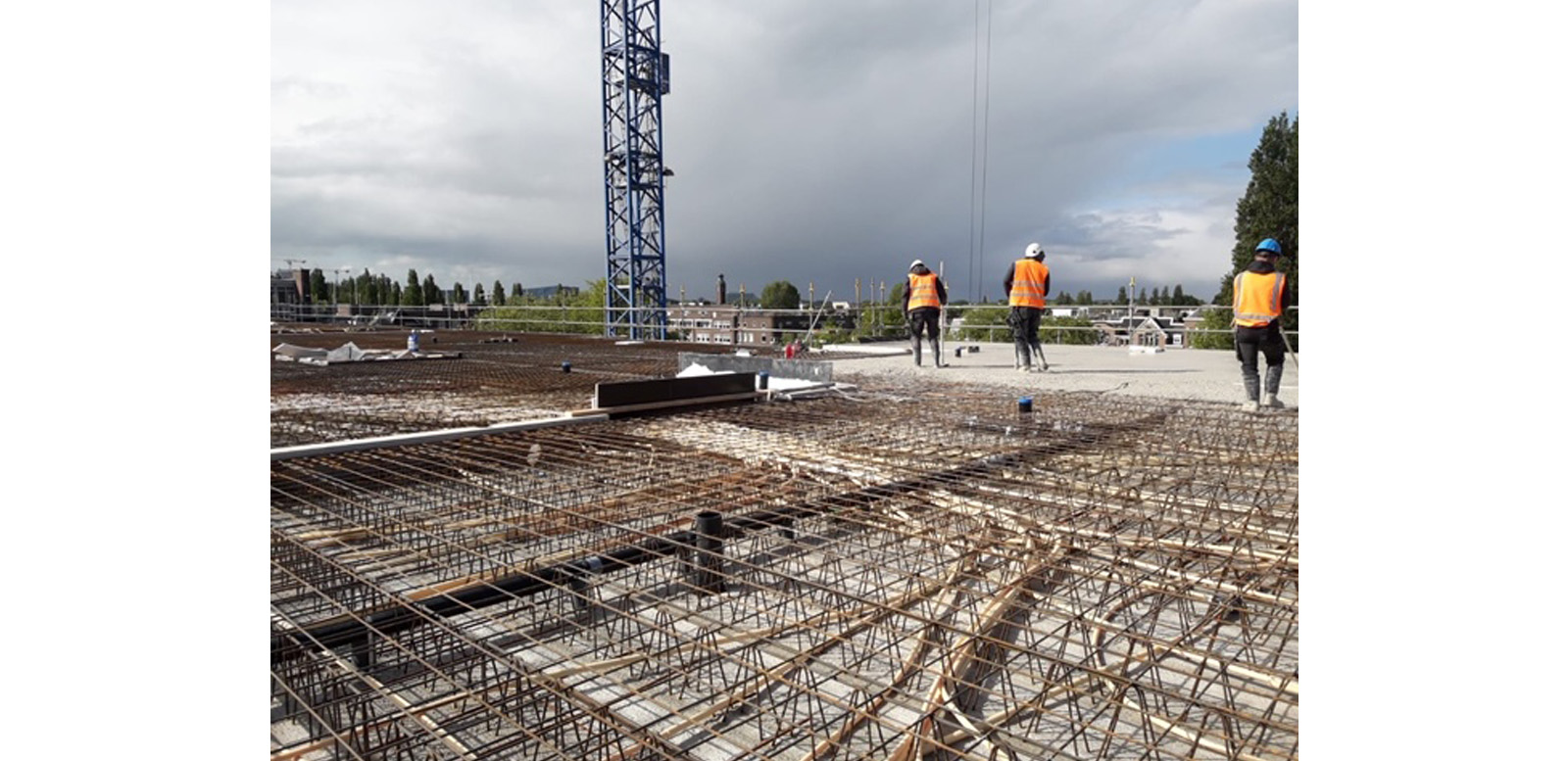 Bouwbedrijf Zonneveld betonwerk